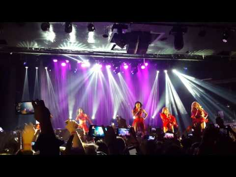MISS MOVIN' ON - Fifth Harmony / Madrid 26 oct 2015