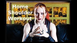 Oh My Goth! Fitness - At Home 30 Min Shoulder Workout
