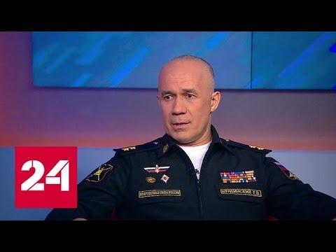 Евгений Бурдинский: осенью в армию призовут 132 тысячи юношей - Россия 24