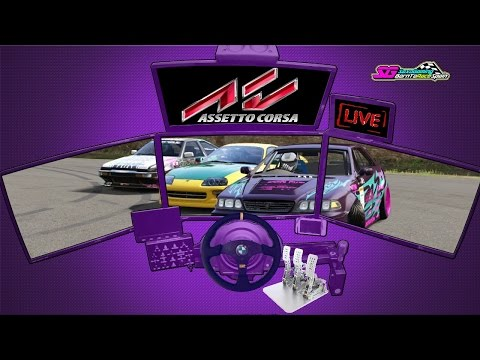 DRIFT DAY / Buscando tandem / Ebisu West / SERVER PRIVADO