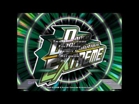 Dance Dance Revolution Extreme: Information Theme