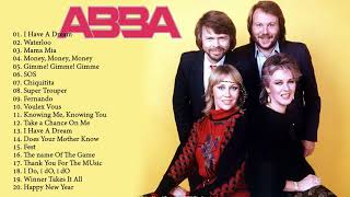 Top 20 ABBA OF Best Songs - The Best Of ABBA - ABBA Greatest Hits 2018