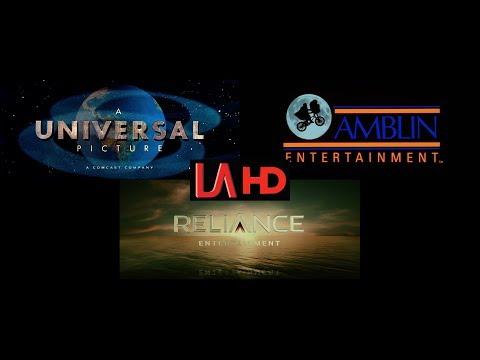 Universal/Amblin Entertainment/Reliance Entertainment