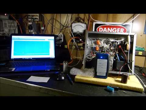 Diagnosing THD & Power Supply Problem In Audio Amplifier With FFT Spectrum Analyzer