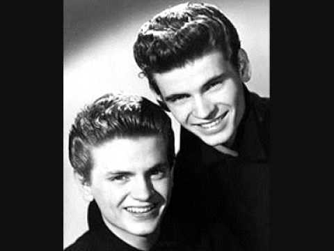 The Everly Brothers - **TRIBUTE** - ('Til) I Kissed You (1959).