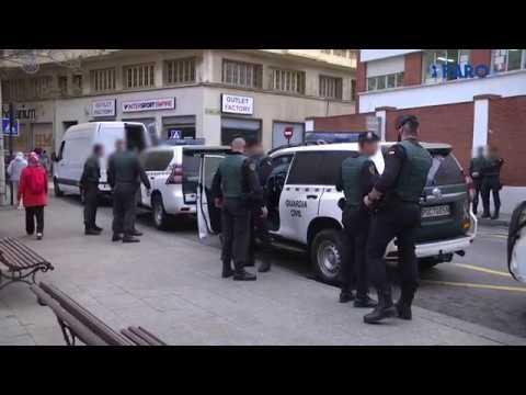 La Guardia Civil detiene al presunto autor del homicidio de Beleña