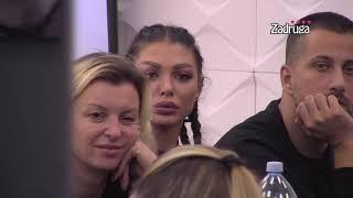 Zadruga 4 - Tomović priznao da se poljubio sa Majom - 24.11.2020.
