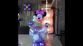 фигуры из шаров фото на день рождения Алматы