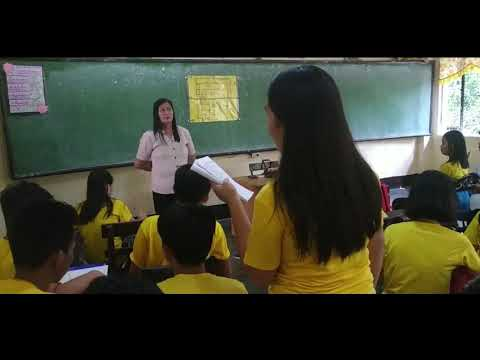 A DAY WITH MY TEACHER-1 ICT GROUP NO. 2 VIDEO VLOG#1