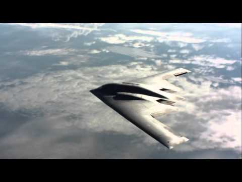 Come Fly with the B-2 Spirit Stealth Bomber