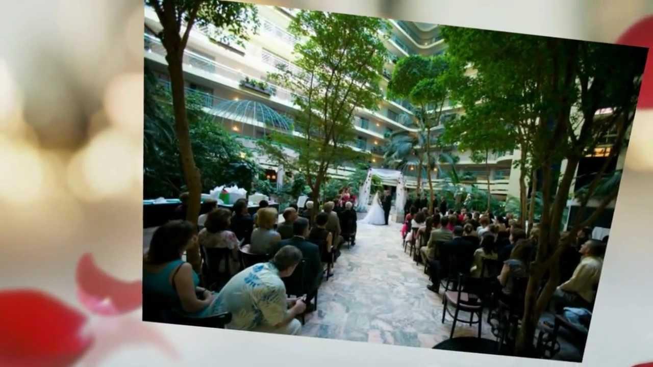 Wedding Ceremonies - Embassy Suites Minneapolis Airport & Embassy ...