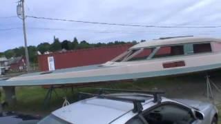 Part II:  Lyman-Morse Boatbuilding Construction of Deerfoot 70