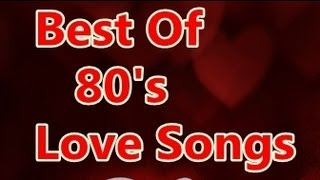 Bollywood Love Songs Of the 80