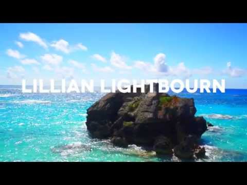 BERMUDA, Lillian Lightbourn - Contestant Introduction: Miss World 2014