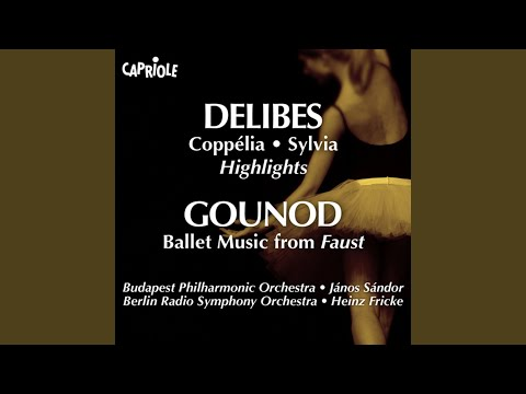 Coppelia: Act II: Music Of The Automata And Waltz