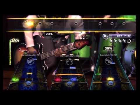 Train Kept a Rollin' by Aerosmith Full Band FC #983