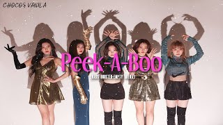 [BASS BOOSTED+EMPTY ARENA] RED VELVET(레드 벨벳) - PEEK-A-BOO(피카…