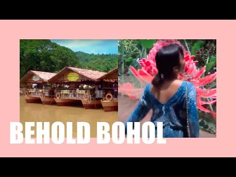 A day in Bohol (Philippines)
