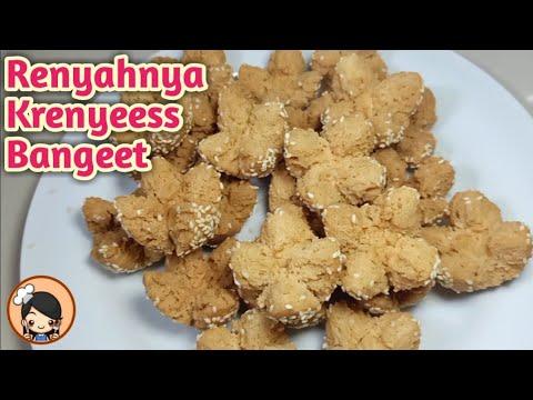 Cara mudah membuat onde-onde ketawa Bahannya adalah 270 gr tepung terigu pro rendah Wijen putih secukupnya 5 sdm gula....