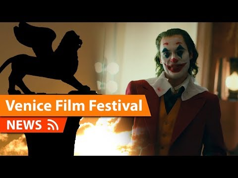 Joker Wins Top Prize at Venice Film Festival