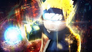 Playing the New Naruto Roblox Game - Shinobi Origin... is it better...