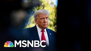 Michael Cohen Says 'It Does Not Look Good' For The Former President's Taxes | Katy Tur | MSNBC