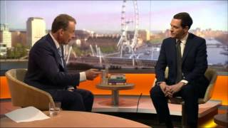 Car crash interview: The 18 times Osborne can