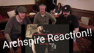 Archspire - Calamus Will Animate Karaoke REACTION!! | OFFICE BLOKES REACT!!