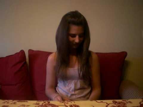 nadia singing but i do love you