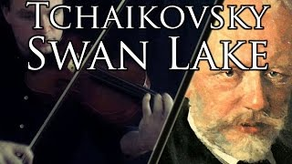 Tchaikovsky - Swan Lake Theme (Arr. for Viola & Cinematic Orch…