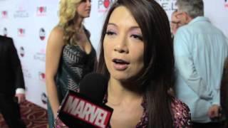 Ming-Na Wen – Marvel's Agents of S.H.I.E.L.D. on the Red Carpet