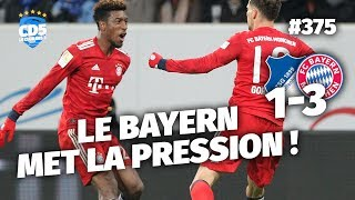 Replay #375 : Débrief Hoffenheim vs Bayern (1-3) - #CD5