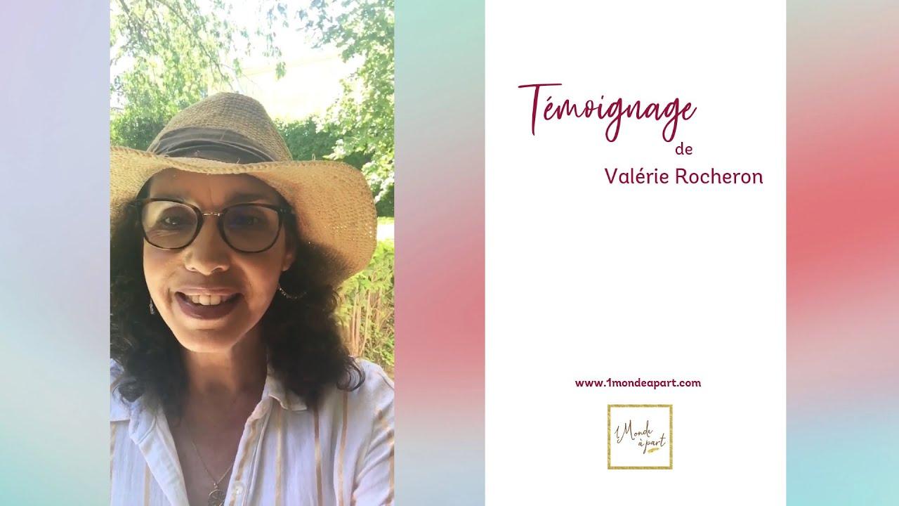 Temoignage  de Valerie  Rocheron  sur mes shootings photos