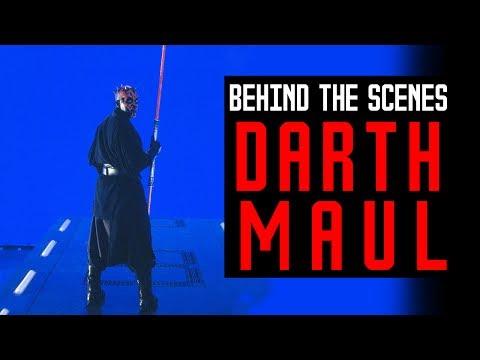 Darth Maul | Behind The Scenes History
