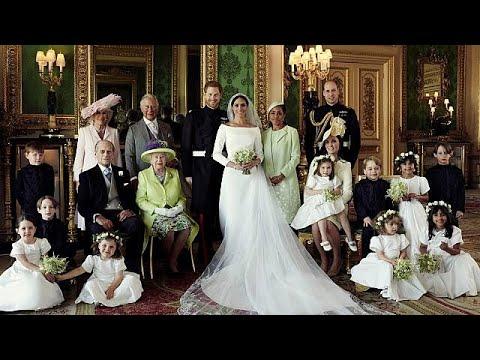 هاري وميغان ينشران الصور الرسمية للزفاف الملكي من قلعة وندسور…  - نشر قبل 1 ساعة