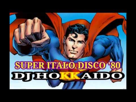 DISCO '80-non stop power hits-SUPER ITALO DISCO-DJ Hokkaido