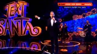 Dream a Little Dream of Me - Robbie Williams Text Santa 2013
