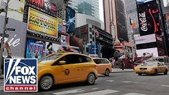 NYC man arrested over Times Square terror plot