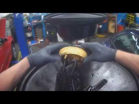 VW A4: PD TDI Intank Pump checking