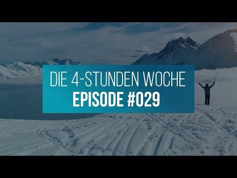So musst du nur 4 STUNDEN pro Woche ARBEITEN!  - KEIN LIMIT Podcast #029