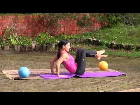 Pilates junto a Natalia Guzman