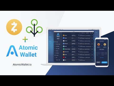 ZCash ZEC Atomic Wallet
