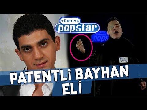 Pop Star Bayhan'ı Taklit Etti, Patentti Bana Ait Dedi
