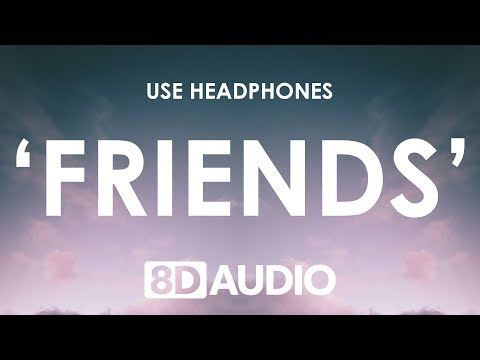Marshmello & Anne-Marie - FRIENDS 8D  🎧