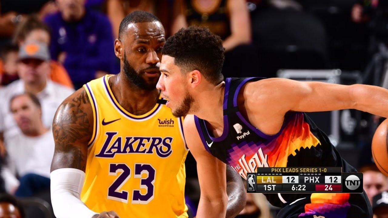 Anthony Davis, LeBron James spur Los Angeles Lakers to Game 2 ...