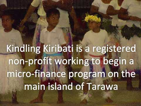 Kindling Kiribati: Small Business Development in Kiribati