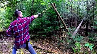 Log Cabin On A Budget- Ep 6- Rolling With The Punches