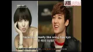 (Pls do not re-upload) Eng sub brought to you by ukissmekevin! Love...