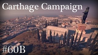 Total War Rome 2 Carthage Campaign Part 60B Battle of Carthago