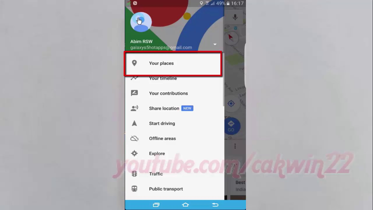 Samsung Galaxy S7 Edge : How to Delete All Location history in Google on chrome ctrl shift delete, google history check, google history find, google history settings, google browsing history, google search box history, google chrome history view, google internet history, google history timeline,